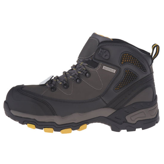 S1 Steel Head Rubber Sole Anti-Static Safety Life Shoe