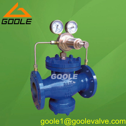 Pressure Reducing Valve for Gas (GAYK43F/H) pictures & photos
