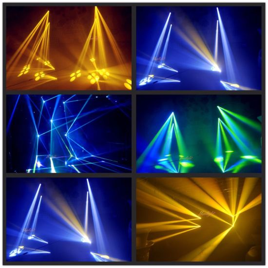 2016 Porpular Guangzhou Disco 5r Sniper Infinitely Beam Spot Laser Light with Ce RoHS pictures & photos