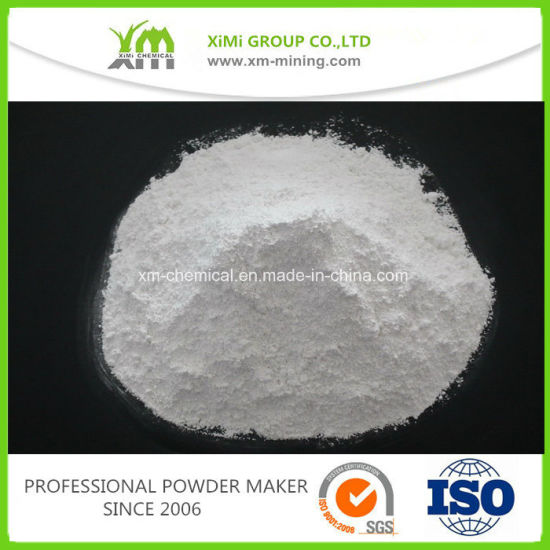 China Factory Wholesale 13-1.2um Powder Coating Used 96% Baso4 Powder Natural Barium Sulphate pictures & photos