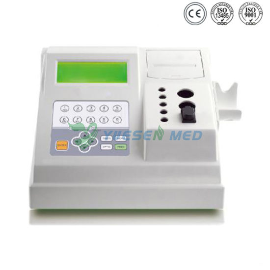 Hospital Lab 1 Channel Automatic Blood Coagulation Analyzer pictures & photos