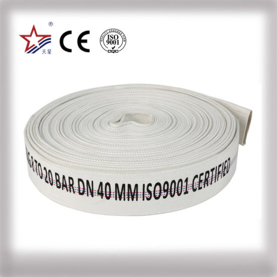 50mm Rubber PVC Mixed Fire Hose industrial Hose