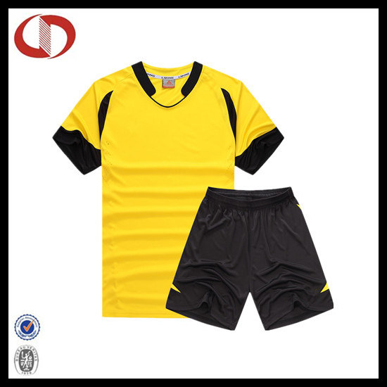 Custom Knitted Cheap Men Jersey Soccer Jersey pictures & photos