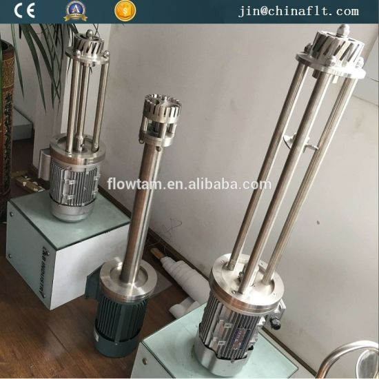 Batch Type Liquid High Shear Mixer (BRH-300) pictures & photos