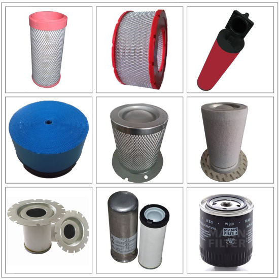 Oil Separator Element Oil Filter 2205406503 Air Compressor Parts pictures & photos