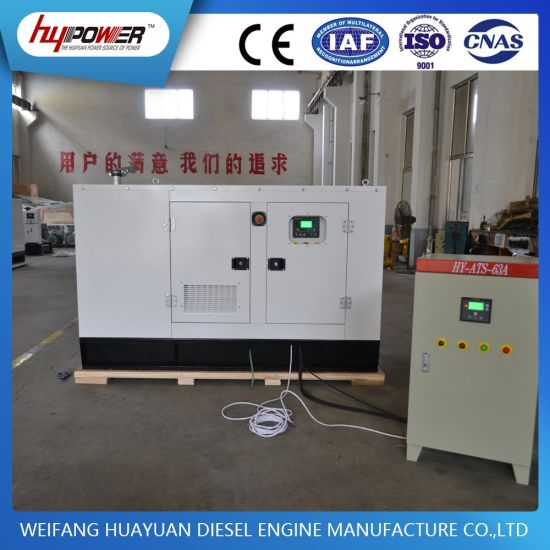 Yangdong 485D Electric Generator Set with 3 Phase 4 Wire pictures & photos