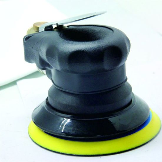 "Self Vacuum Car Polisher 5"" (125mm) Air Orbital Sander Pneumatic Sander Ks-338 pictures & photos"