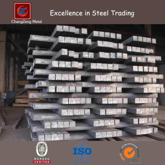 Prime Hot Rolled Square Steel for Structural (CZ-S22)