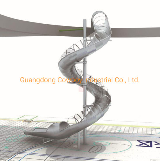 Stainless Steel Slide Equipments Design Customzied Design and Customer Made