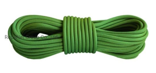 Dynamic Mountain Climbing Rope with Ce Certificate 9.8mm pictures & photos