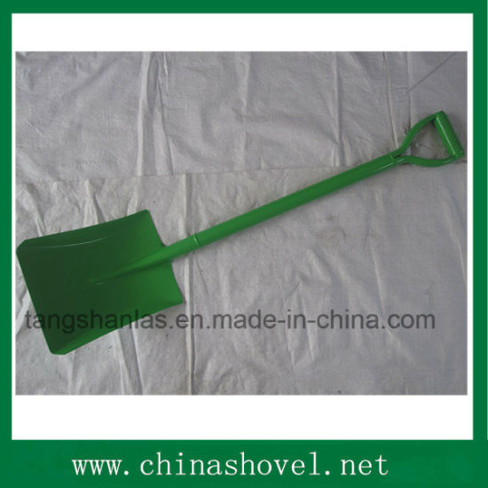 Hand Tool Power Coated Welded Steel Handle Shovel pictures & photos