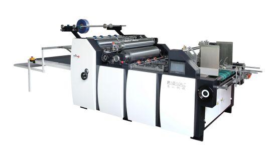 Window Box Gluing Machine for Plastic Film (GK-1080T)