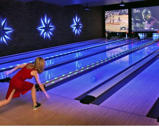 Bowling Equipment Fluorescent Fairways Bowling Equipment