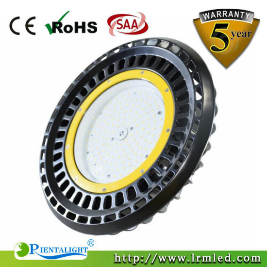 5 Years Warranty High Brightness UFO 200W LED High Bay pictures & photos