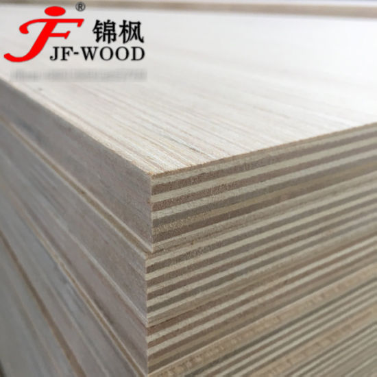 SGS Certifaicated Plywood