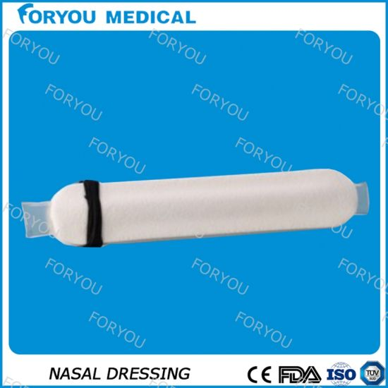 Wound Suction Sponge Nasal Dressing Disposable Sterile Dressing