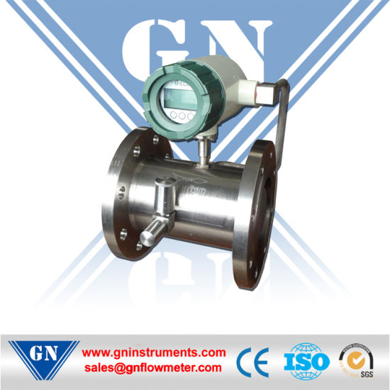 China Air Turbine Flow Meter (CX-TFM-LWQ) - China Gas