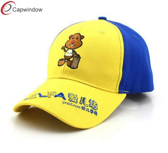 8ced02f8e47 China Sports Cap for Child with Lovely Embroidered Patterns - China ...