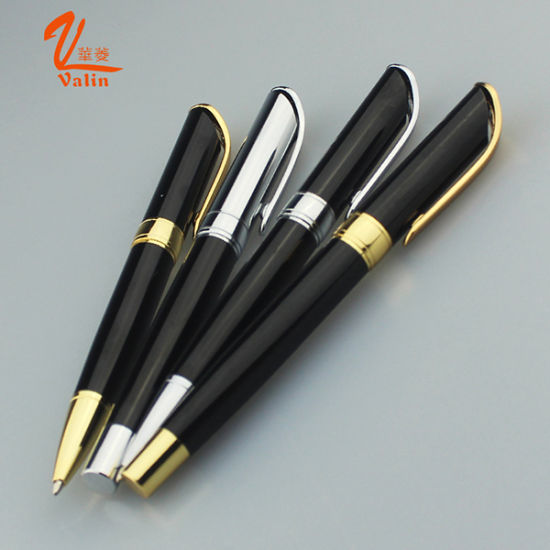 High End Metal Ballpoint Pen Laser Engrave Gift Items Pens pictures & photos