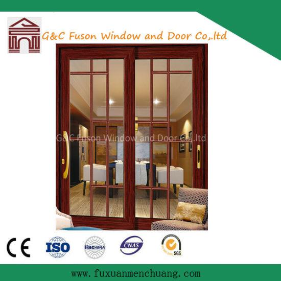 Australian Style Aluminum Profile Sliding Glass Doors/Aluminium Door  sc 1 st  Foshan Fuxuan Window \u0026 Door Co. Ltd. & China Australian Style Aluminum Profile Sliding Glass Doors ...