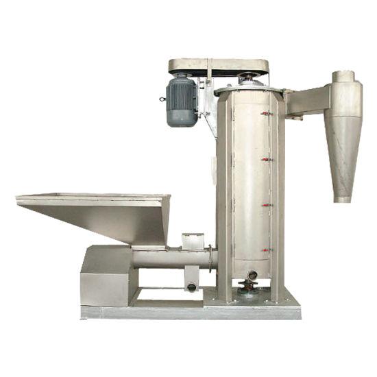 Vertical Plastic Dewatering Machine