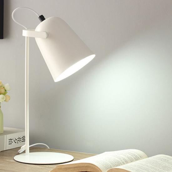 Bedside Desk Lamp for Kids Room Reading Room Modern Style