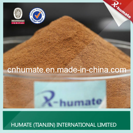 Fulvic Acid 80% Brown Powder 100% Soluble pictures & photos