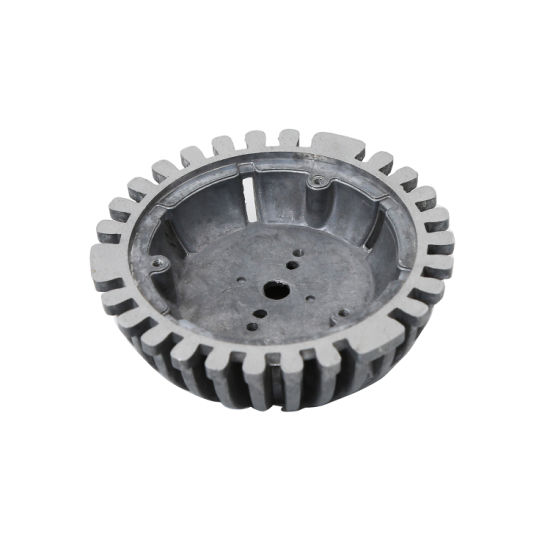 Die Casting Aluminum Alloy Lighting Housing Parts