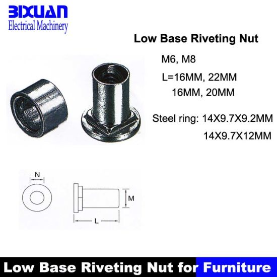 Rivet Nut T Nut Cold Casting Forging Casting pictures & photos