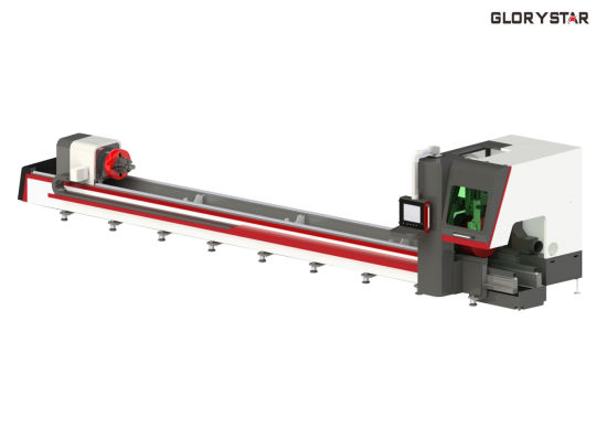 GS-6022tg Metal Tube Cutting Machine with Water Cooling