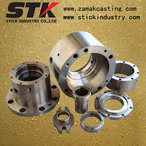 Customized Stainless Steel Turned Parts pictures & photos