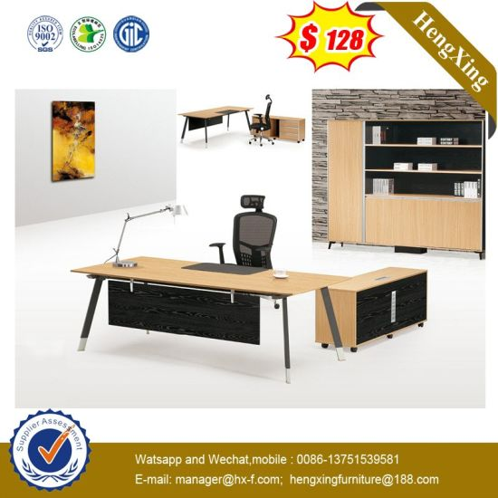 Wholesale Side Cabinet Light Grey Color Office Table (HX-5N011)