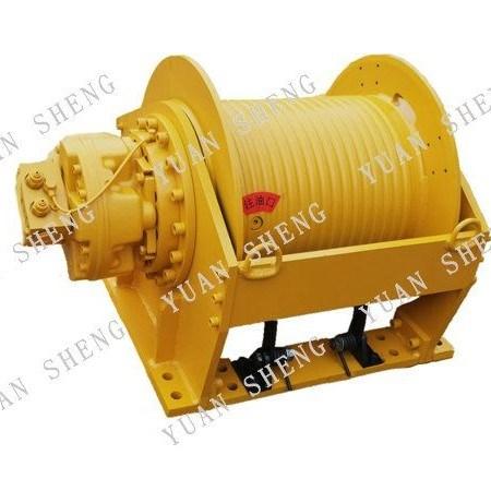 China Lifting Equipment 2/3/4/5/6/8/10/12/15/20/30 Ton Truck/Tractor/Drilling Rig/Excavator/Marine Boat/Crane Hydraulic Winch