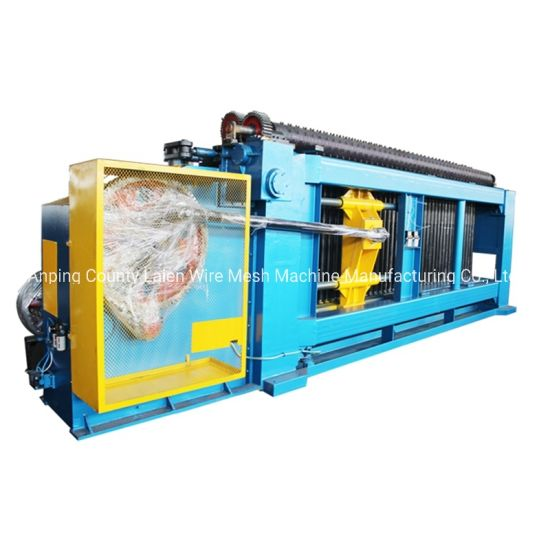 High Efficiency Gabion Box Making Machine