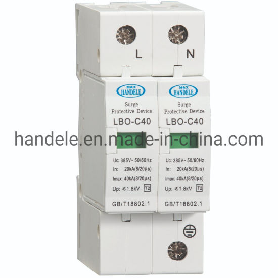 Lightning Protection 440V Power Surge Protector 40AC