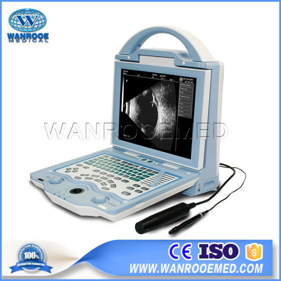 Hospital Portable Full Digital Ophthalmic a B Ultrasound Scanner Biometer Equipment pictures & photos