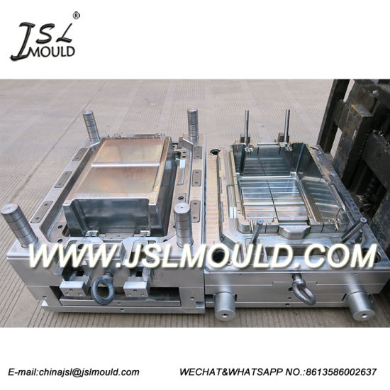 High Quality Plastic Fish Bin Crate Mould pictures & photos