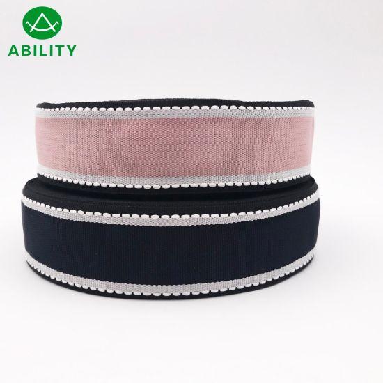Good Quality Hot Sale New Style Polyester Elegant Webbing