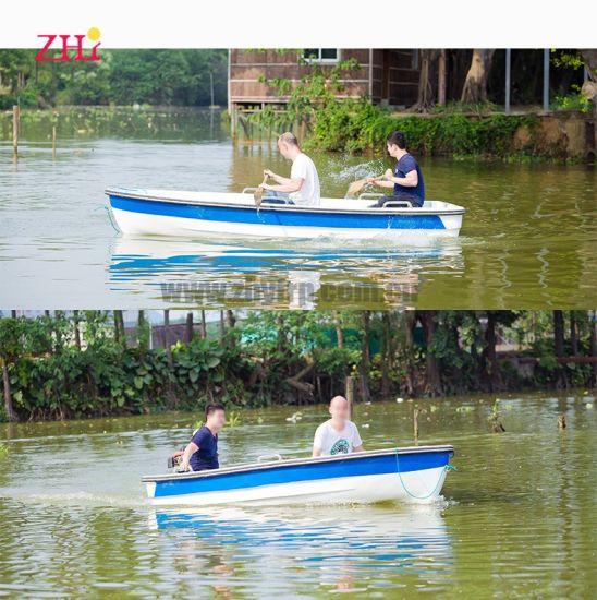 High Quality Glass Fiber Mat Boat / Fiber Boat Frame