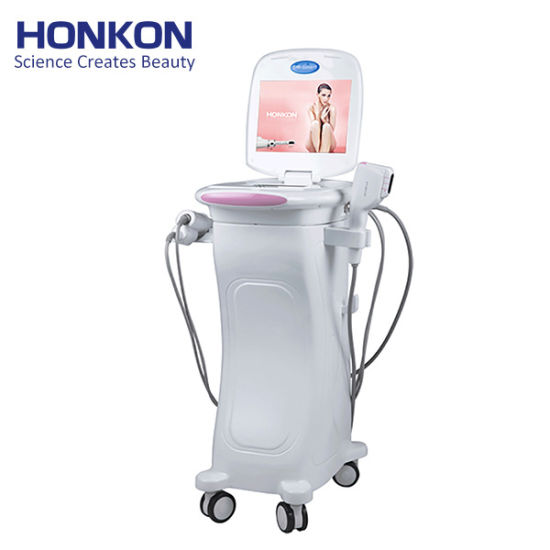 Anti Wrinkle Vaginal Firming 2 In1 Beauty Machine Hifu Vaginal Facial