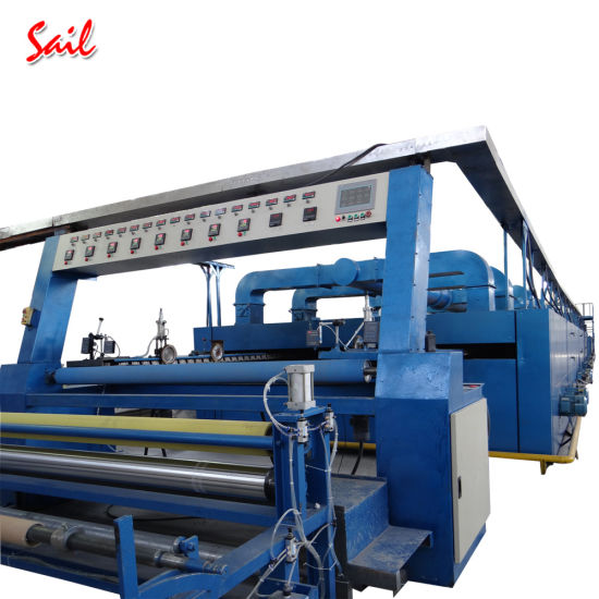 Nonwoven Polyester Needle Punched Nonwoven Fabric Stenter Machine