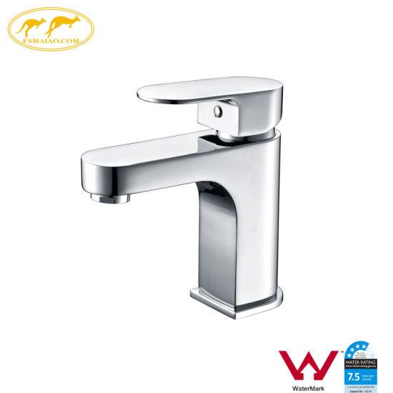 Australian Standard Sanitary Ware Brass Chrome-Plated Bathroom Tap (HD4801)