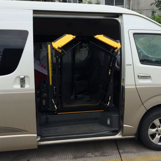 Wheelchair Lift For Car >> China Vehicle Passenger Wheelchair Lift For Van With 300kg
