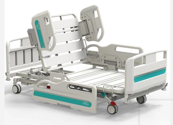 Luxury Electric Five-Function Nursing Bed