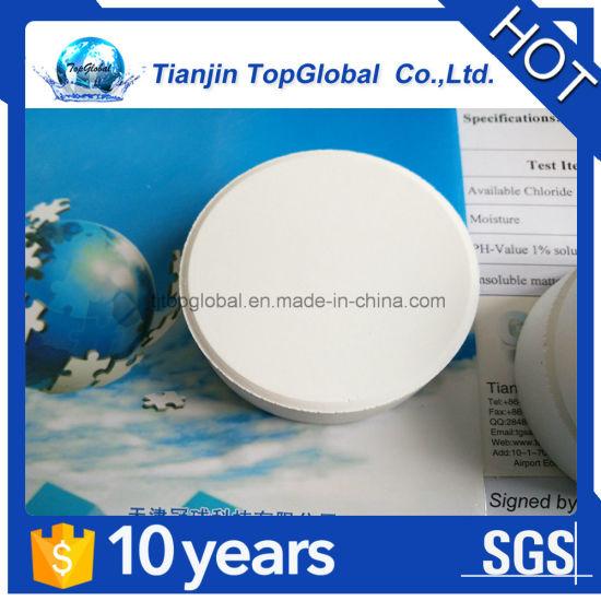 chlorine TCCA 90% SDIC granular