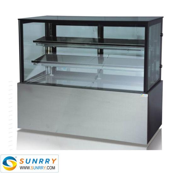 Commercial Cake Chiller Display Fridge Counter