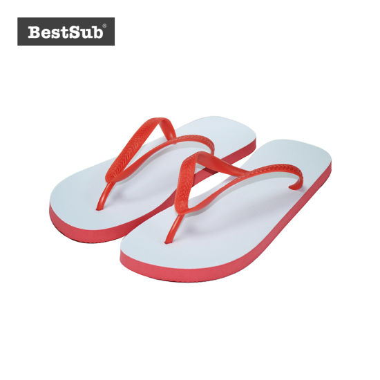 Bestsub Sublimation Fashion Slipper Flip Flop (TX01) pictures & photos