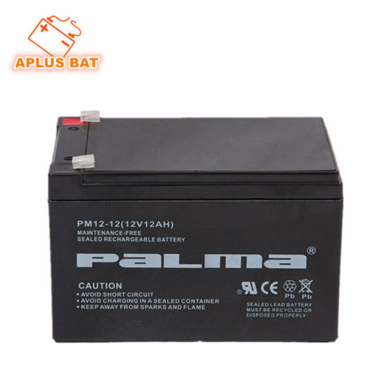 Wholesale Rechargeable Gel Solar 12V12ah UPS Deep Cycle AGM Battery