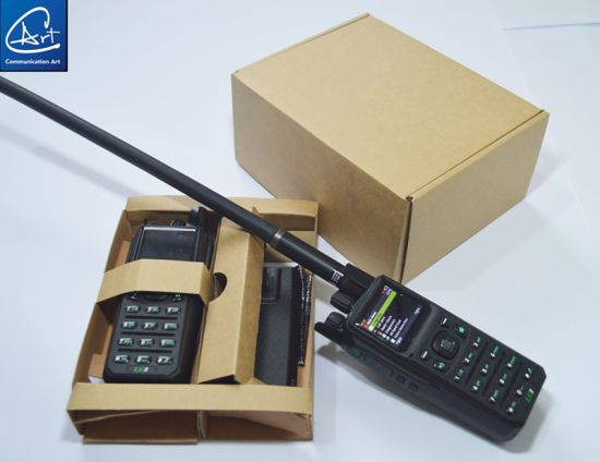 China 30-88MHz Two Way Radio in P25 Multiple Mode for P25