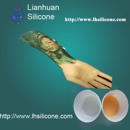 Soft Silicone 228820 and 228808 Similar Ecoflex 30 and Gragon Skin 10